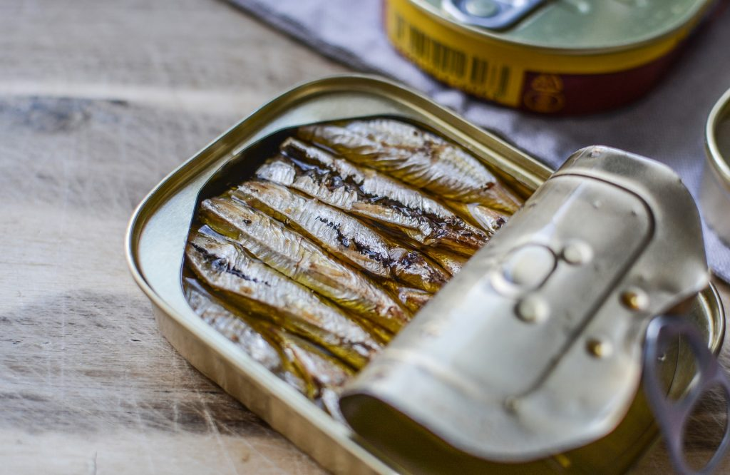 anchovies highest in purine table worst-foods-for-chronic-gout-sufferers-guide