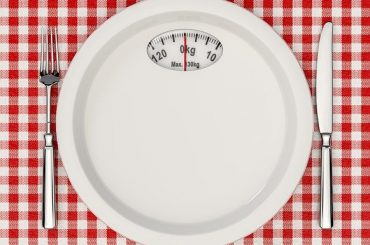 Plate Pic Fasting and Gout