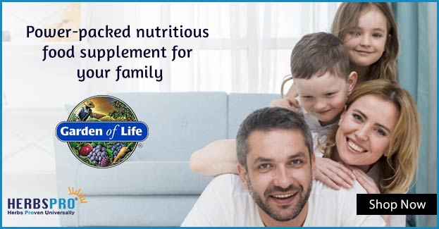 Goutproof.com - HerbsPro banner link to plant based protein powder products